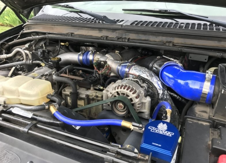 Ford 7.3L Power Stroke Bolt-on Engine Mods