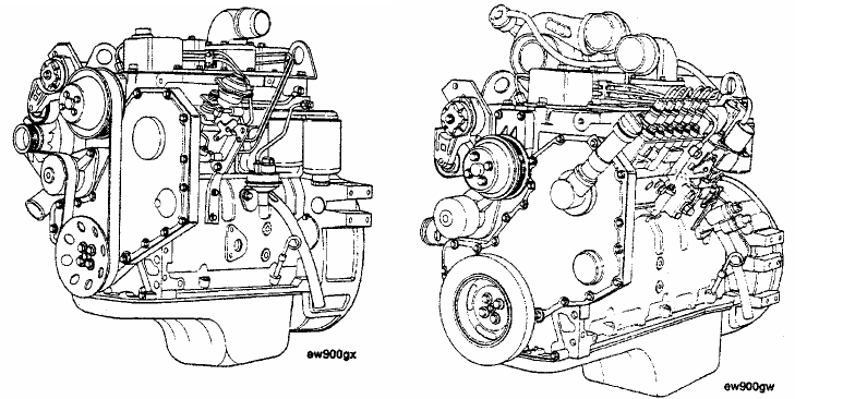 Cummins Diesel 5.9 Liter B Series Engines