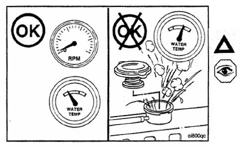Coolant Level Check