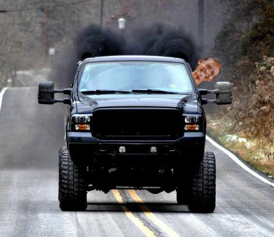 The Ugly Truth About Rolling Coal : Black Smoke