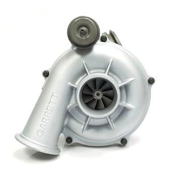 How Turbochargers Increase Diesel Engine Power