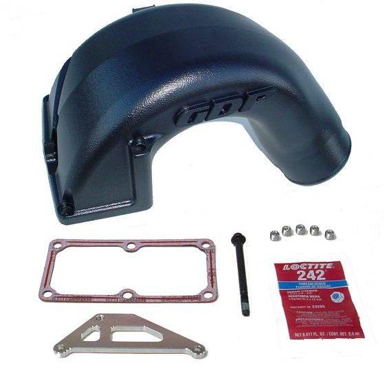 6.7 Cummins Intake Horn Upgrade - 6.7 Diesel Intake Manifolds